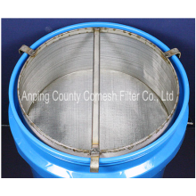 Heavy Duty Stainless Steel Bucket Filters