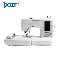 DOIT 8090 Multi-função máquina de costura de bordar doméstico industrial informatizado máquina de costura doméstica