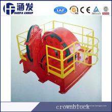 China de alta calidad API Oil perforación Crown Block