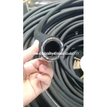 Clamp Two Wire Rubber Steam Heat-resistant Discharge Hose