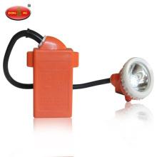 Lampe de mine KL5LM (A) Lampe frontale longue portée