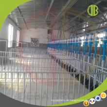 Qualitäts-Gewohnheit Mechanisierte Livestock-Ausrüstungs-Vollenden-Stall