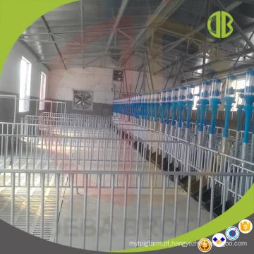 Tenda de acabamento mecanizada para gado