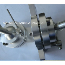 Custom CNC Machine Auto Part Assemblies, CNC Milling Part, Stainless Steel CNC Turning Part