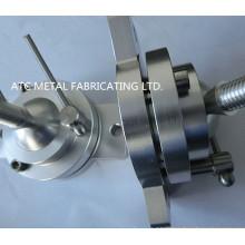 Custom CNC Machine Auto Part Assemblies, CNC Milling Part, Stainless Steel CNC Turning Part