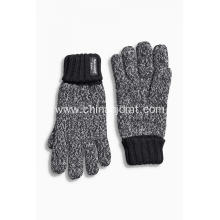 Knitted Multi Thinsulate Gloves