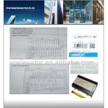 OMRON Aufzugskabine, Aufzugssteuerung plc, CPM1A-40CDR-A-V1