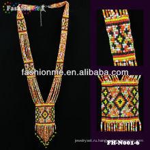 fashionme естественный стиль воротник ожерелье