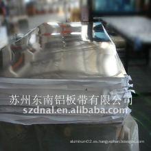 Alta calidad 5005 hojas de aluminio para las cáscaras eléctricas