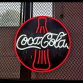 Logotipo COCA COLA LED NEON SIGN