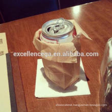 Fair price paper bag for beer