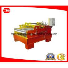 Stahl-Abflachmaschine mit Schlitz- und Schneidgerät