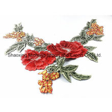 Polyester Venise Lace Collar Patches