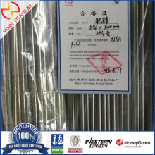 ASTM F136 Gr23 (Gr5 ELI) Titanium Bar for Medical Use