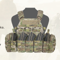 BPV Security Tactical Vest