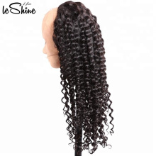 Advanced Factory Craft Best Quality Remy Virgin Peruvian Human Hair Wig Cuticle Aligned Durable Deep Curly Wholesale Price