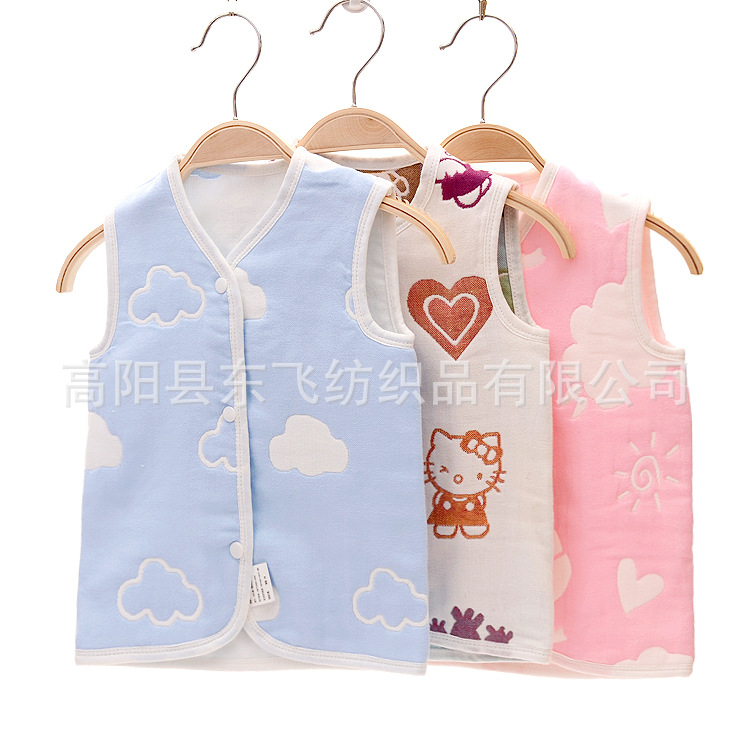 Cotton Toddler Vest