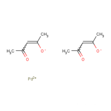 CAS 14024-61-4 Bis(2,4-pentanedionato-O,O')palladium(II)