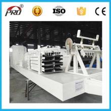1000-700 Large Roof Span Color Sheet Construction Machine à former un rouleau à froid