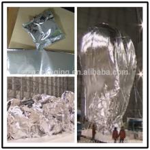 Металлизированная фольга PA / AL для воздушных шаров