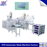 Nonwoven Automatic Medical Face Mask Making Machine