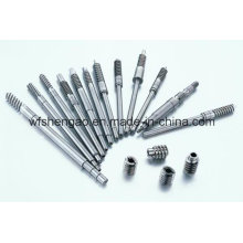High Quality Metal Steel Gear Wheel Shaft