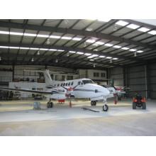 Hangar de structure en acier / structure en acier (SSW-502)