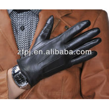 Cool Style , Winter Motor Driving Leather Glove