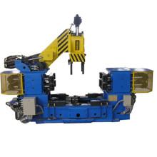 máquina de fundición a presión de aluminio