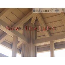 Wood Plastic Composite Pergola with SGS, Fsc, CE Certificate