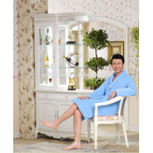 Cheap Hotel Mens Luxurious coral fleece Bathrobe