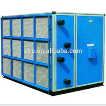 AHU, unité de ventilation d'air frais tournant