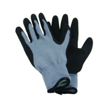 13G Acrylic Liner Glove with Latex Coated Foam Finished