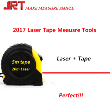 Laser meetlint 2 in 1
