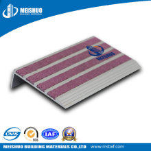 Anti Slip Aluminum Step Treads with Carborundum Insert