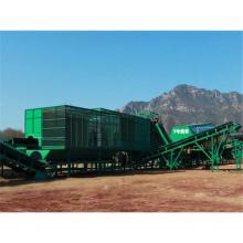 nouvelle usine de tri de recyclage des déchets ménagers avec CE et ISO