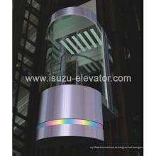 Alta qualidade com preço barato Isuzu elevador panorâmico