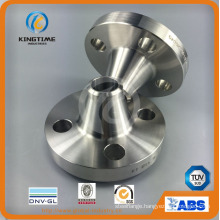 Stainless Steel F316/316L Flange Wn RF Forged Flange to ASME B16.5 (KT0337)