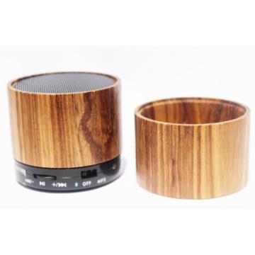 Altavoz Bluetooth Ept Wood 2016 con muestra gratis