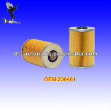 Truck Oil Filter 236481 For Various BMW (77-92), DAF Engines,RENAULT