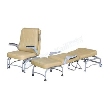 Hospital Sleeping Accompany Chair Folding Nursing Chair