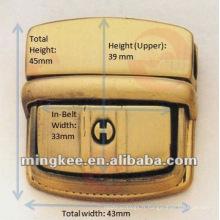 Verrou de caisse rectangle (R12-220A)