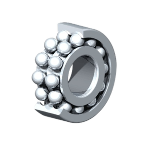 Double Row Deep Groove Ball Bearing Seri 87600