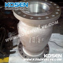 Cast Steel Non-Slam Check Valve