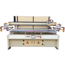 Große Siebdruckmaschine mit großem Siebdruck