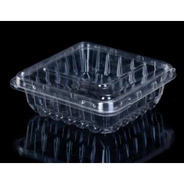 Blister Plastic Fruit Salad Box Packaging
