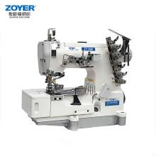 ZY500-02BB Zoyer High Speed Flat-bed Interlock sewing machine with Tape Binding