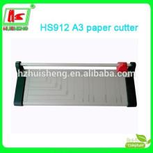 A3 cortador de papel rotativo cortador de papel Guillotina Papel Trimmer