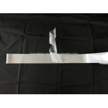 Silver Single Side Reflective Strech Fabric