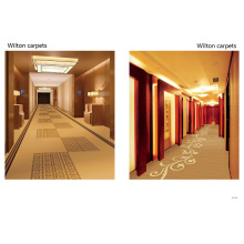 Wilton Construction Polyester Hotel Carpet
